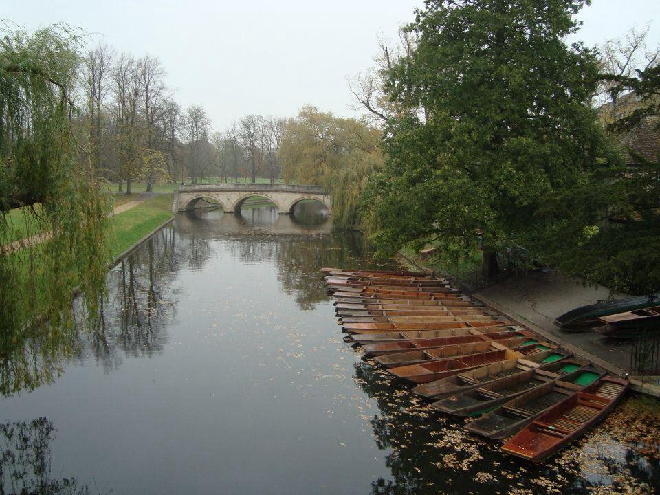 Cambridge. Love :)