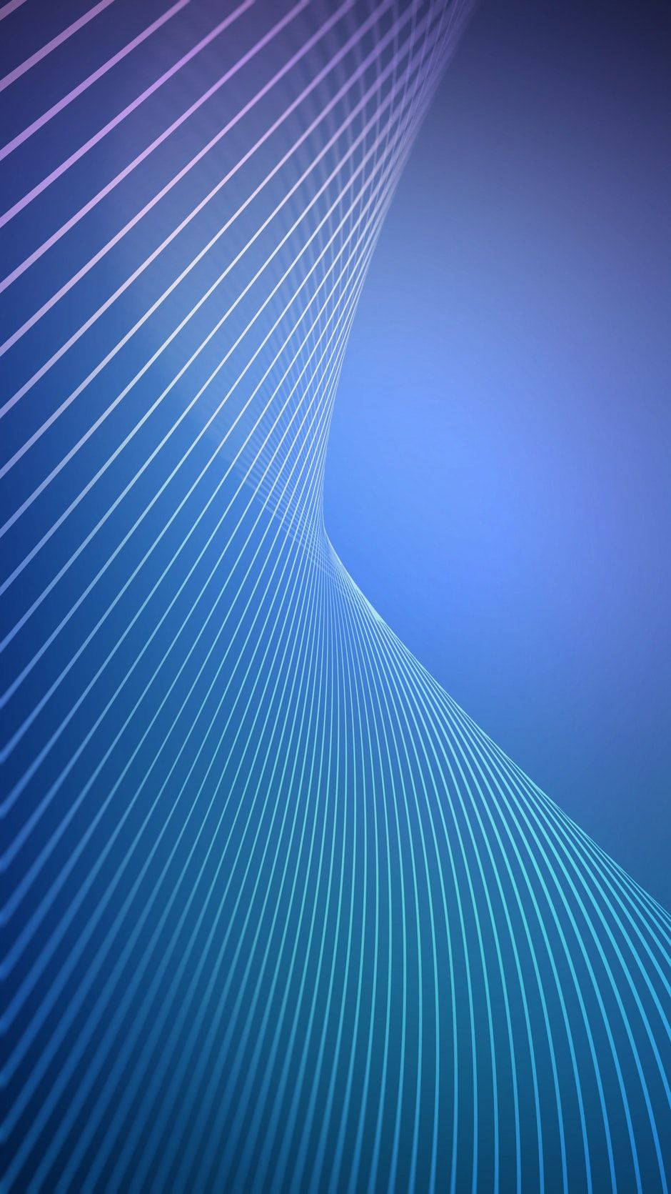 White and Blue Surface Illustration · Free Stock Photo