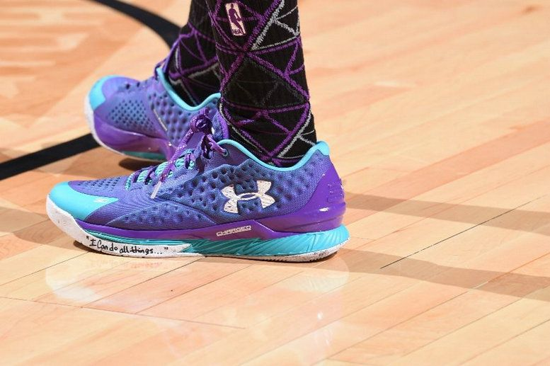 Under Armour Curry 1 Low Father to Son