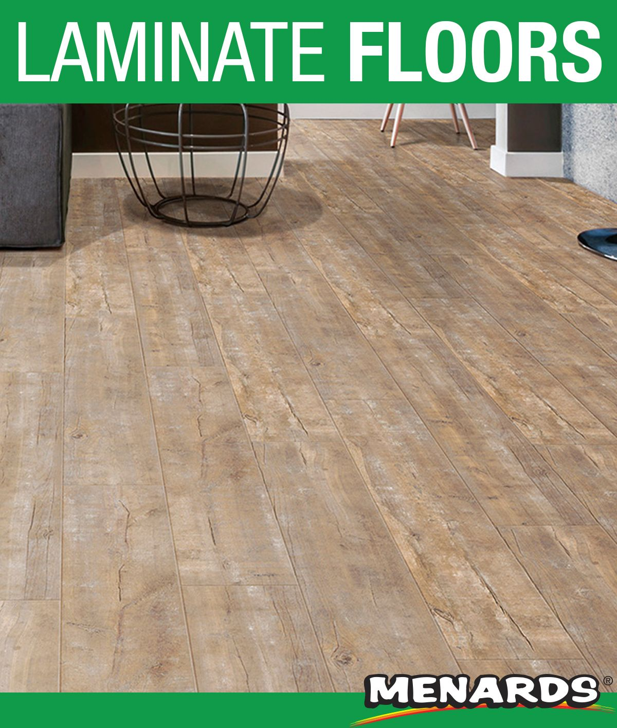 Tarkett Bravado Laminate Floors Have Wood Grain Textures And Beveled Edges To Give You An Added Sense Of Realism Wood Grain Texture Laminate Flooring Flooring
