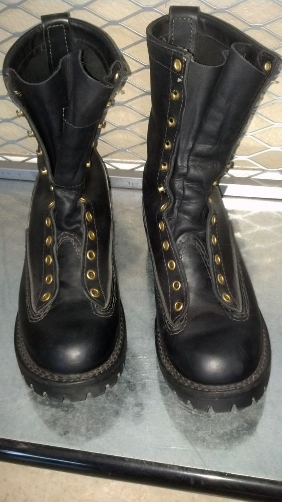 Wesco Firestormer boots