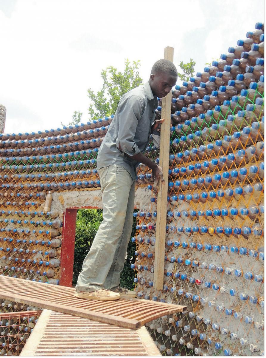 How to build a house made from pet plastic bottles - Things to consider when building a house ...