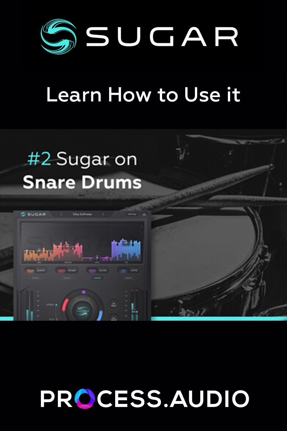 Watch Grammy-winning engineer Fab Dupont show you how to use Sugar on Snares (top mic and bottom mic). This will help you add weight to your snare and make it cut through your mix.   #musicstudio #musicproduction #studiosetup #recordingstudio #music #studiolife #protools