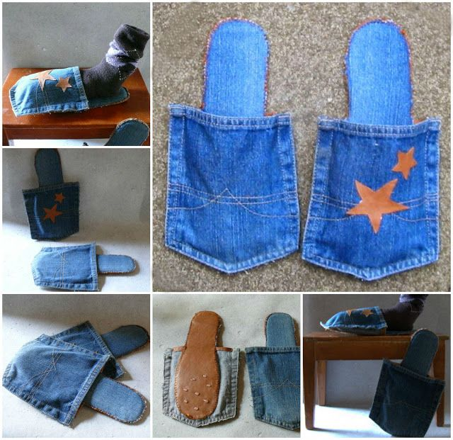 gk kreativ: Jeans Upcycling