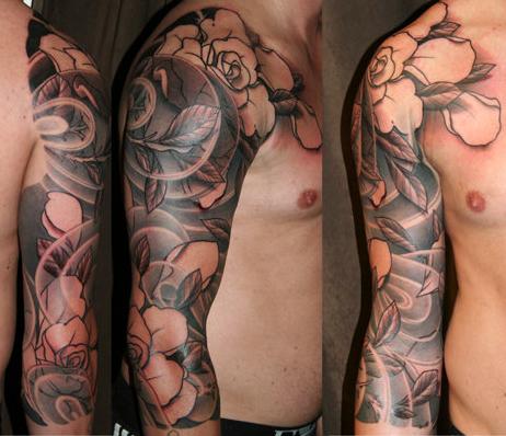 king carlos tattoo