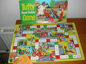 Image result for tufty board game