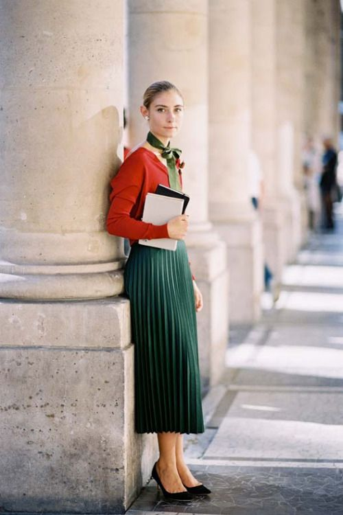 Vanessa Jackman: Paris Fashion Week SS 2016….Jenny
