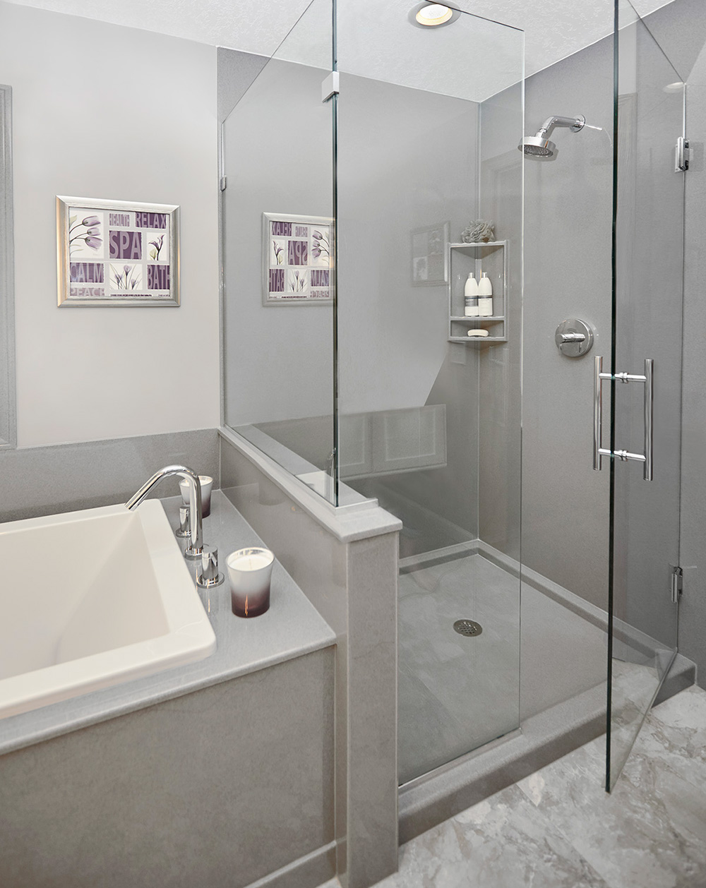 Shower Enclosures in Minneapolis by Great Lakes Home ...