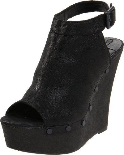 CK Jeans Women's Bree Wedge Sandal