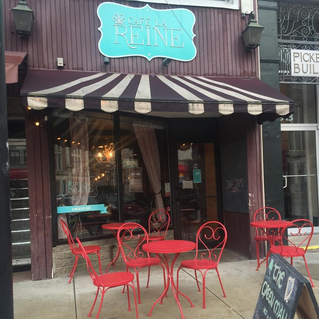 Cafe La Reine Downtown Manchester Nh Cozy Cafe Cafe New Hampshire