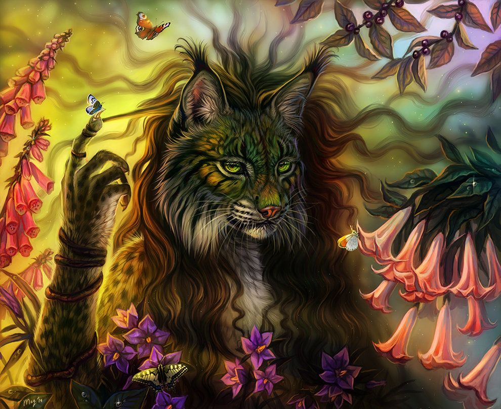 Garden keeper by Maquenda on DeviantArt