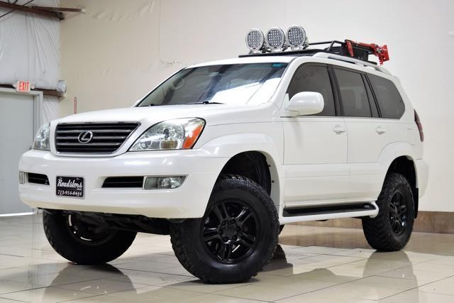 2007 lexus gx 470 lifted one of a kind