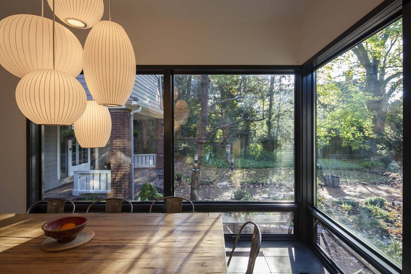 Professors' Row Renovation - Aamodt / Plumb Architects, Cambridge MA and Austin TX