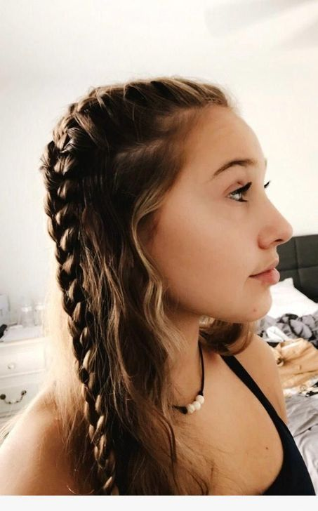 99 Spectacular French Braid Hairstyles Ideas You Must Try Now