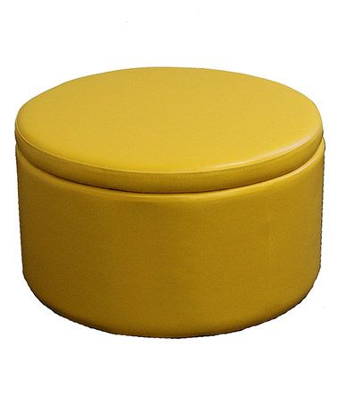 This Yellow Storage Ottoman Wedge Seat Set Is Perfect Zulilyfinds Yellow Storage Storage Ottoman Ottoman