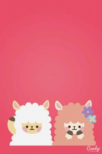 Iphone Wallpaper Pink Colorful Sheep Art Cute Backgrounds Wallpapers