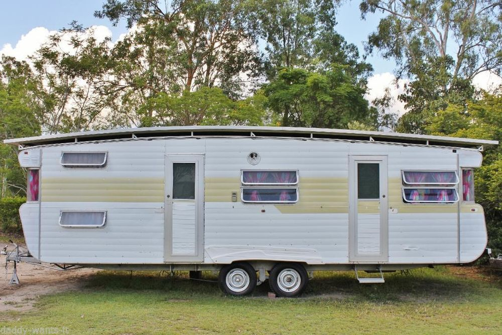 Unique Viscount Wanderer Camper Trailer For Sale In MAYFIELD New South Wales