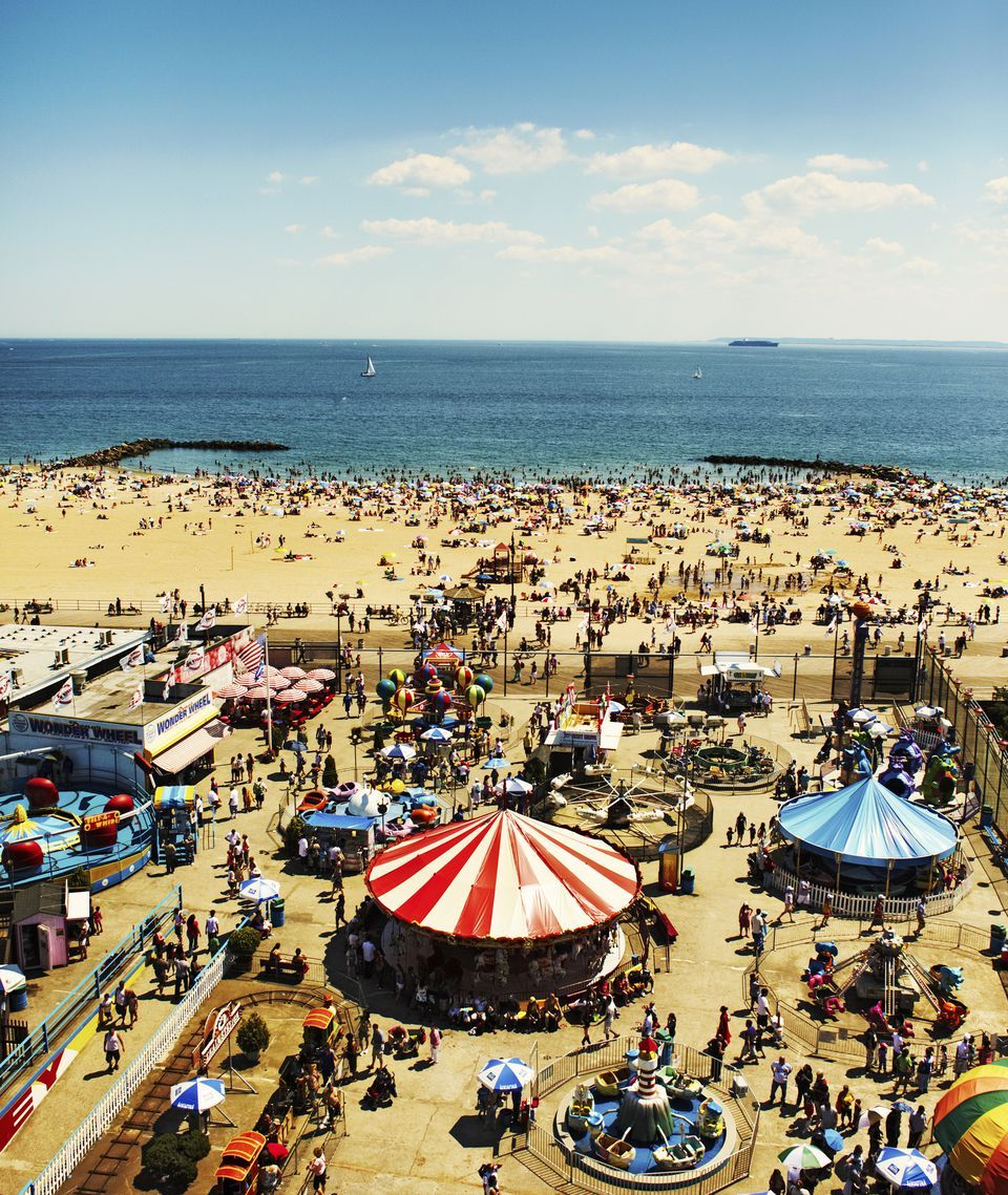 Beach Island: Everything You Need To Know About Visiting Coney Island