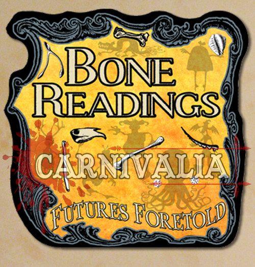 Bone Reading Sign, Wall Art