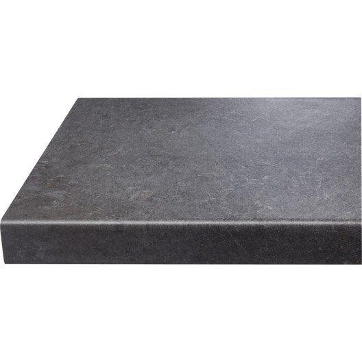 plan de travail d 39 angle stratifi b ton gris 105 x 105 p 38 mm cuisine pinterest. Black Bedroom Furniture Sets. Home Design Ideas