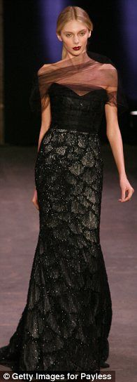 Christian Siriano, Fall 2012