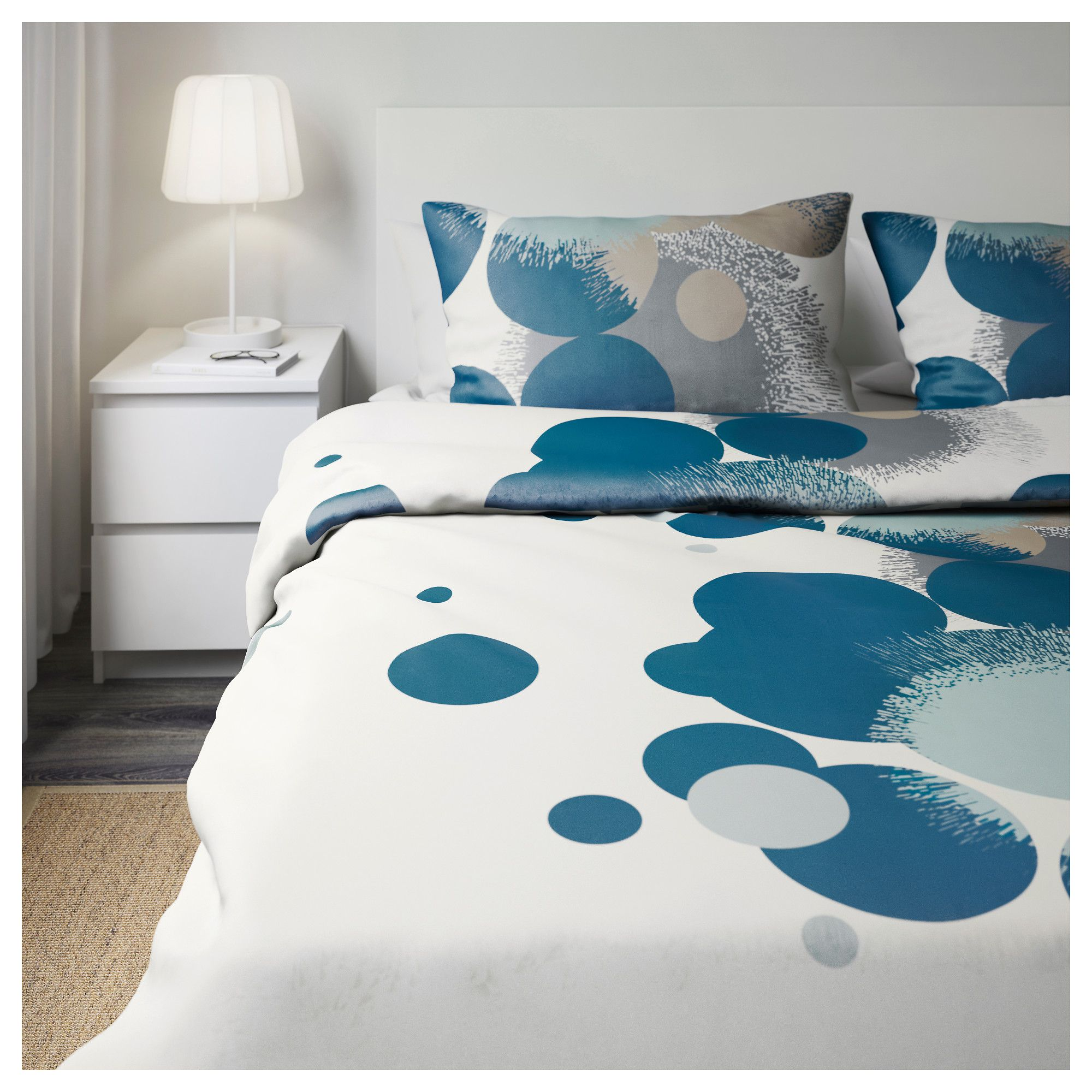 blue choose of bedroom covers home colours insert prints liven fresh textile cover by designers wonderful washi can from top sets ikea hand splendid with picked duvet qe modern chip crib
