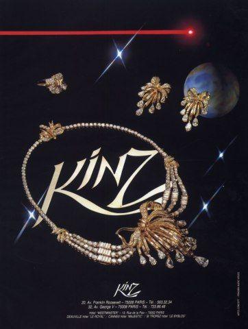Kinz 1981 Set of Jewels