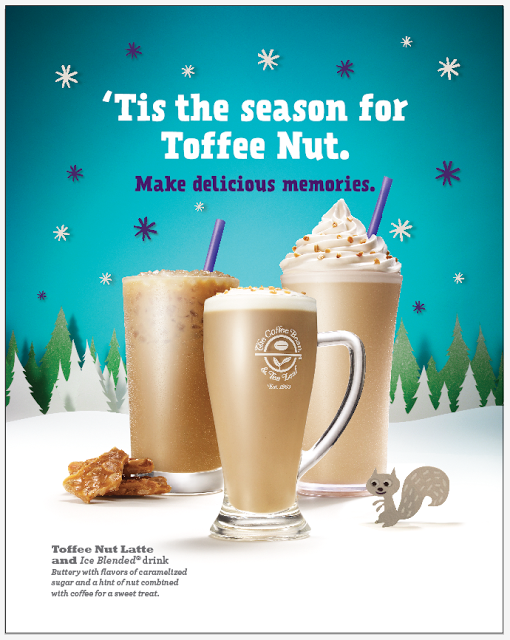 The Coffee Bean Tea Leaf Ushers In Holiday Season With Festive Selection Of Christmas Beverages Cakes And Treats