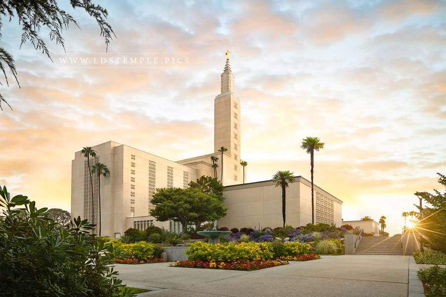 Los Angeles Temple Radiance Lds Temple Pictures Lds Temple Pictures Temple Pictures Los Angeles Temple