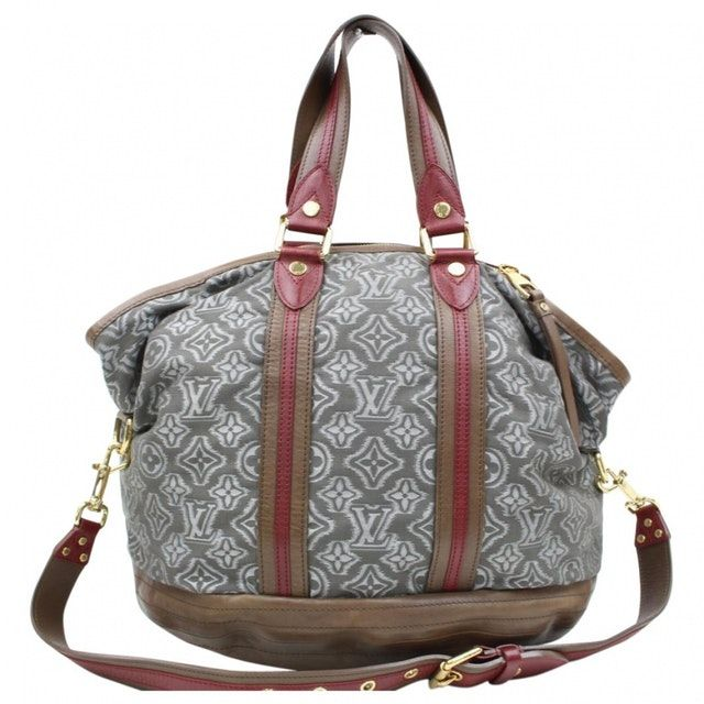 93a0eefadf96 Shop LOUIS VUITTON Cloth handbag