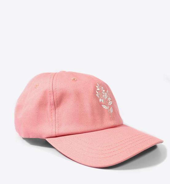 Pink Rose Dad Cap Cute Caps 2dfa20ba64d