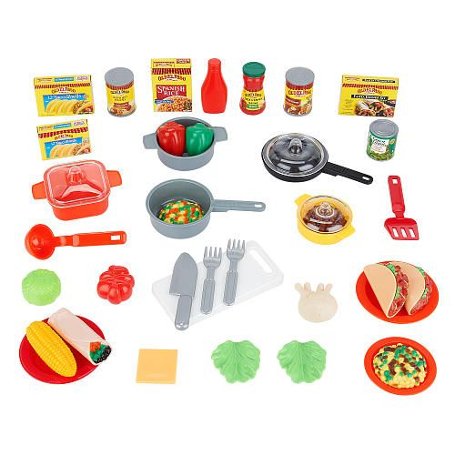 Toys R Us Play Dishes : Just like home old el paso dinner set toys r us quot