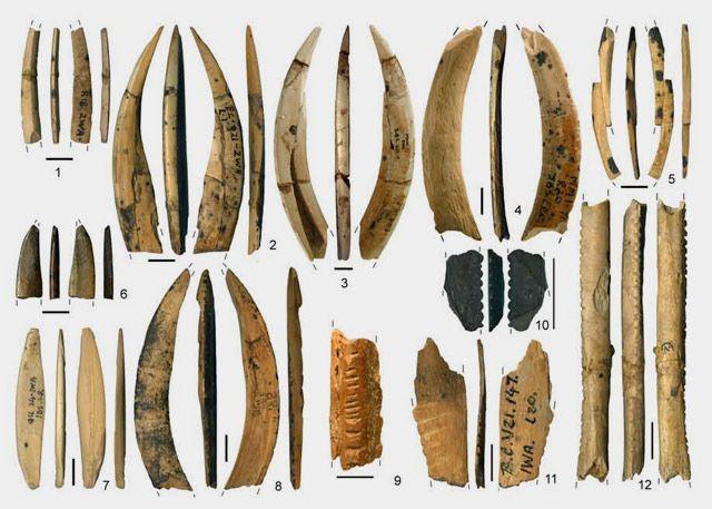 Herramientas de piedra en la prehistoria buscar con - Herramientas para piedra ...