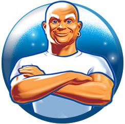 Mr Clean Logo Entreprise Le Net Dessins De Tatouage De La Cuisse