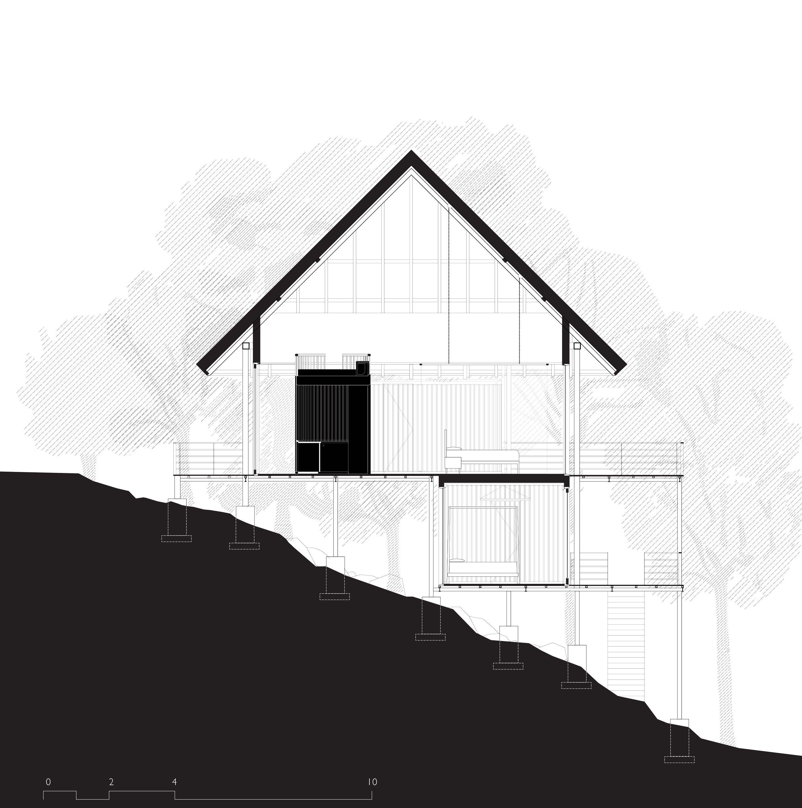 Tala Treehouse Villa – Architecture BRIO