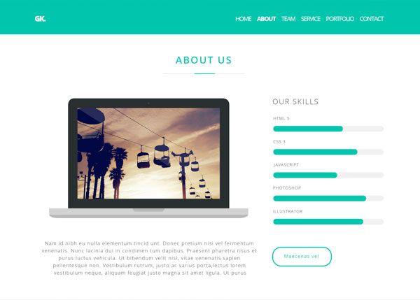 web page mock up - Поиск в Google | web design | Pinterest | Free ...