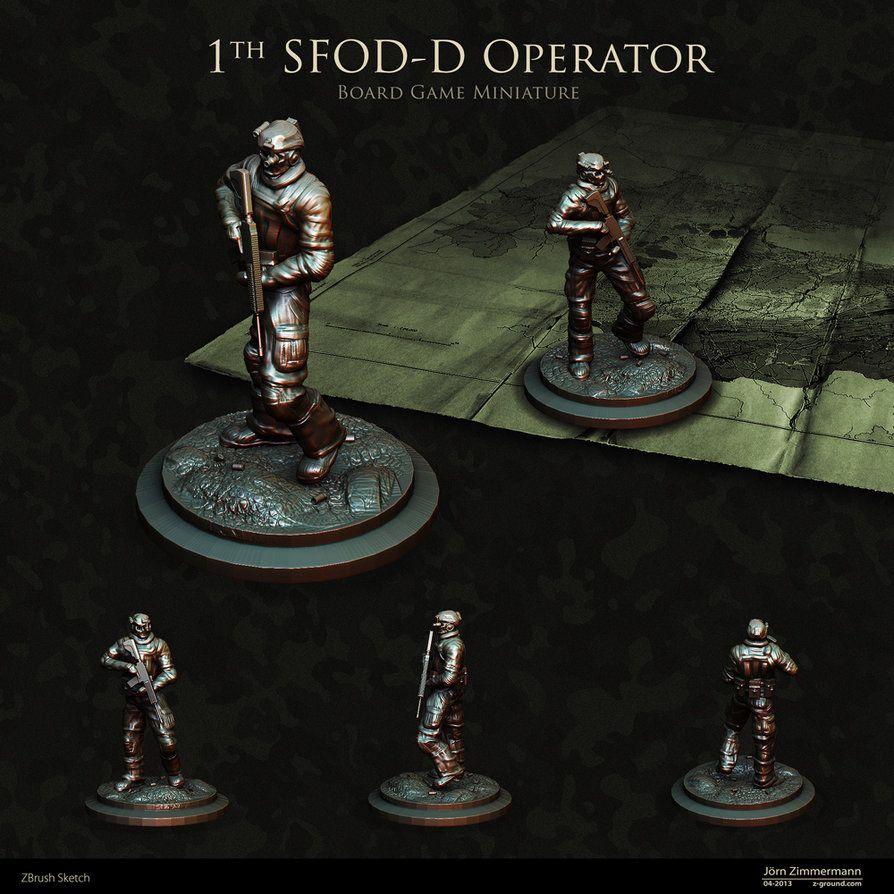 1th SFOD-D-Operator by *Nero-tbs on deviantART