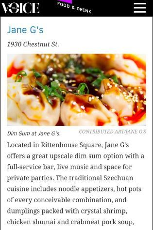 one of five great spots for dim sum in philly http www