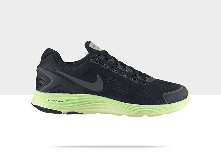 Nike LunarGlide+ 4 Shield Men's Running Shoes