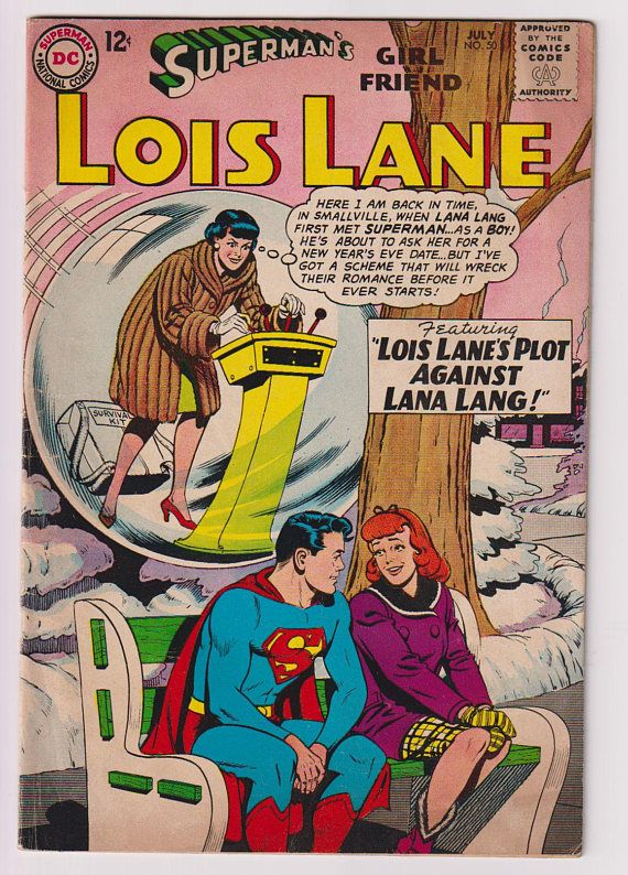 Er, why exactly IS Lois Lane naked in the bath in Batman