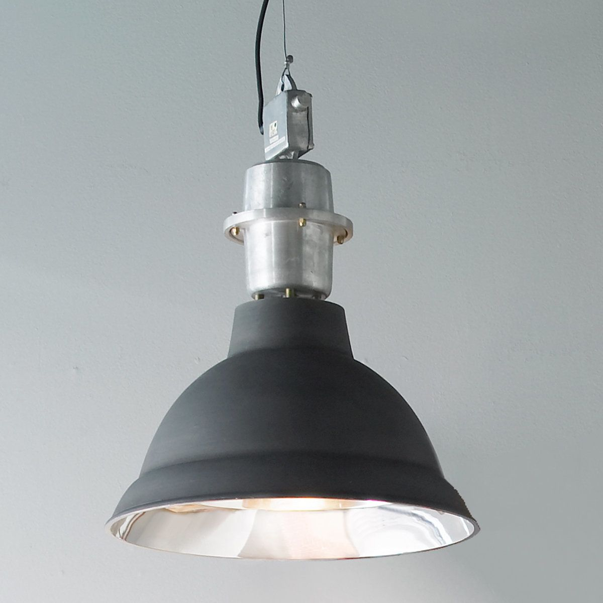 Large Industrial Warehouse Pendant Light Zinc Industrial Pendant