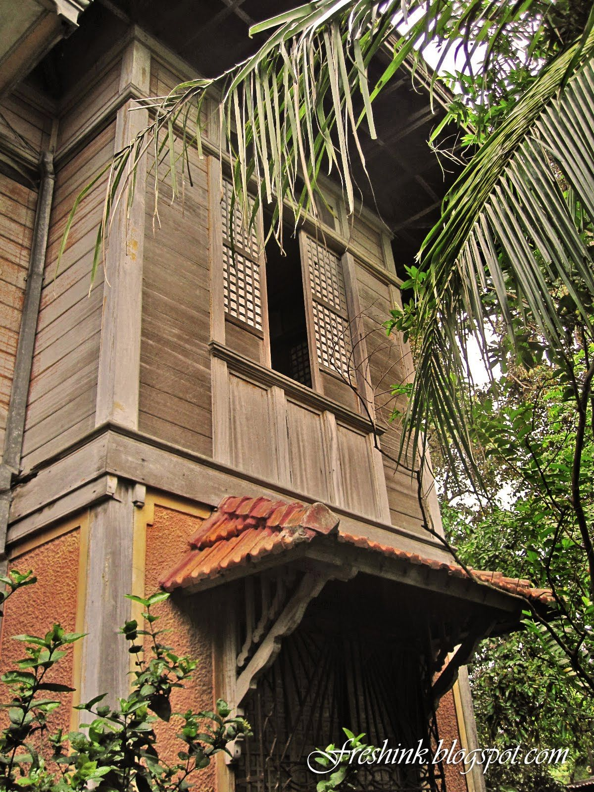 Old philippine house filipino landscape traditional for Filipino landscape architects