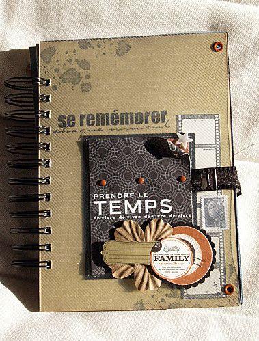 Visuel mini-album 'Prendre le temps de vivre'