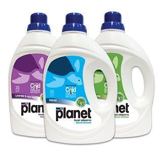 Myplanet Laundry Liquid Detergent Cold Bright Laundry Liquid