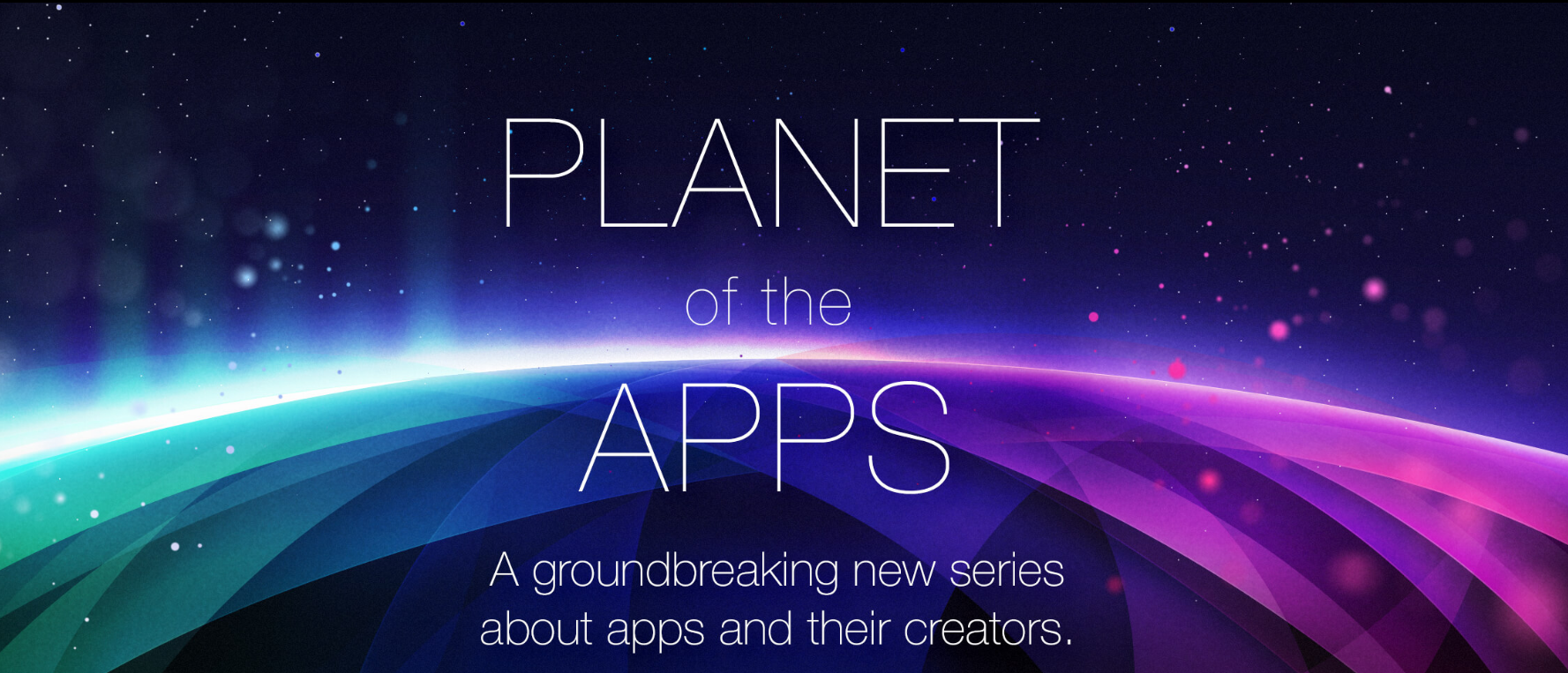 Apple's first reality TV series is of the Apps
