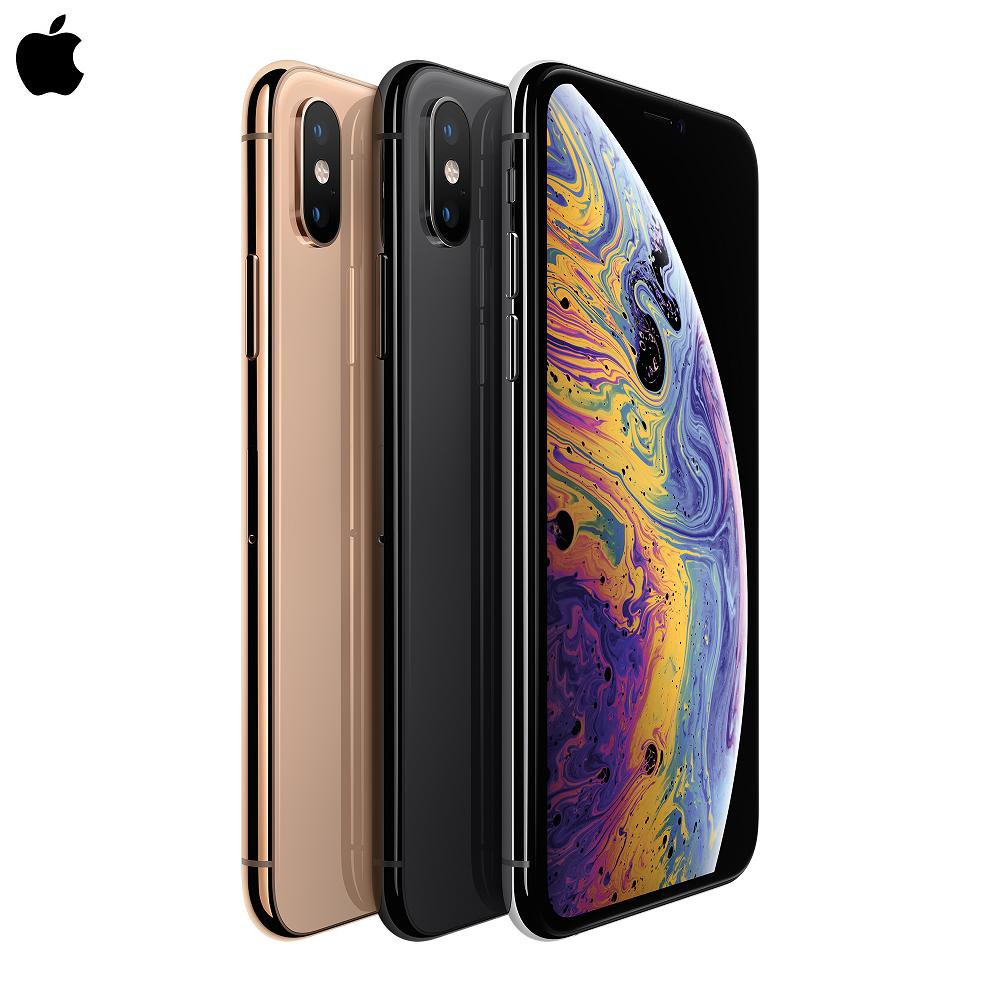 Iphone Xs Xs Max 4g Lte Faceid All Screen 5 8 6 5 Oled Super Retina Dispay Ios Smart Phone Ip68 Waterproof Mi Iphone Apple Iphone New Iphone