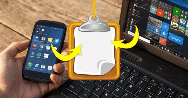 How to Sync Clipboard Between Android and PC Android