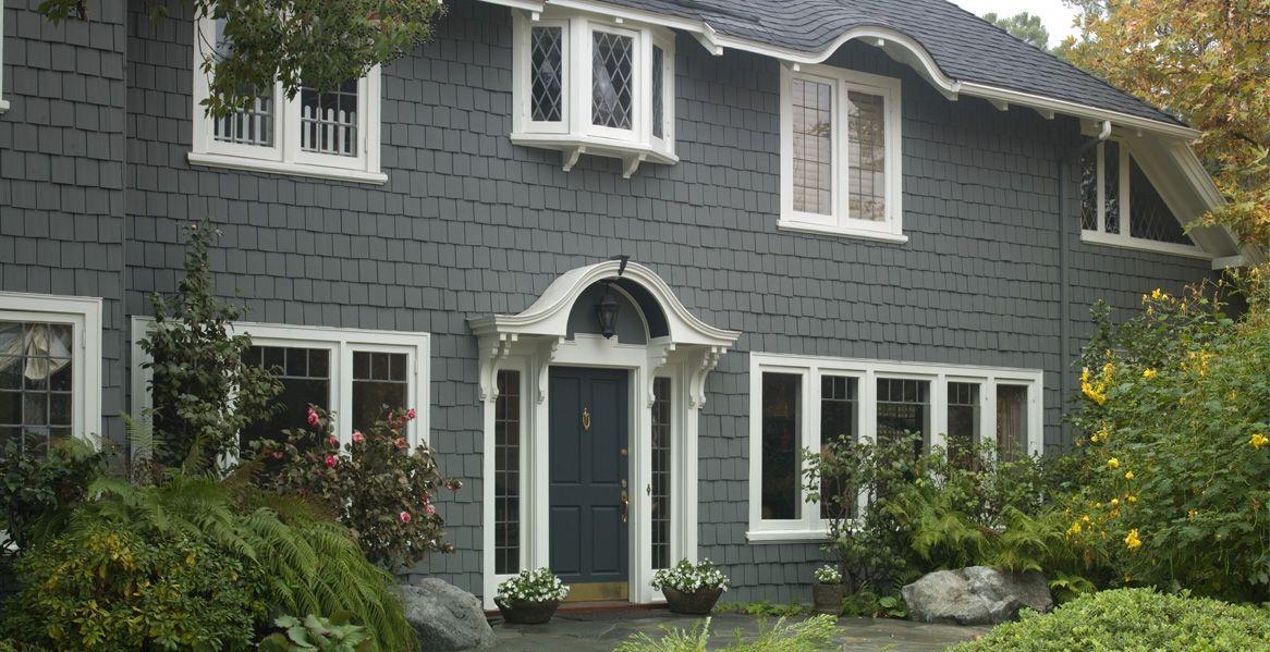 body behr n450 5 intergalactic trim behr 75 polar bear on behr exterior house paint photos id=37152
