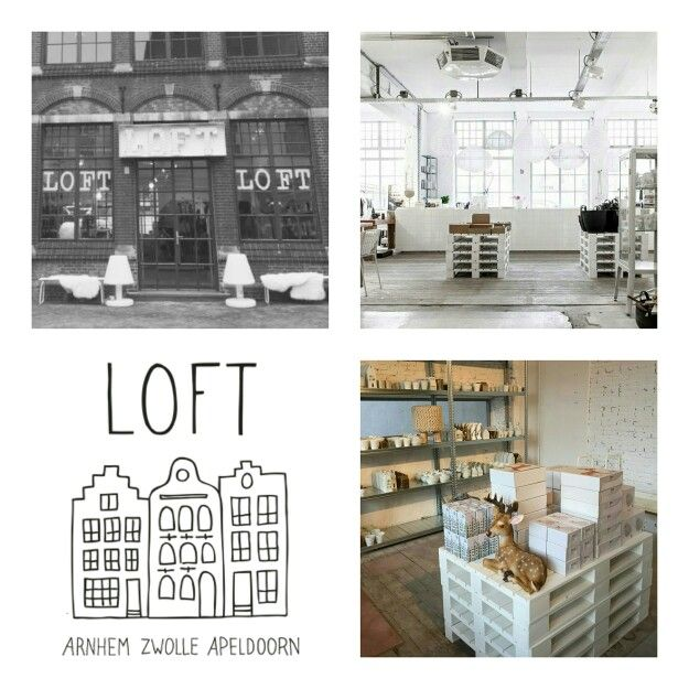 When in Arnhem, Zwolle or Apeldoorn make sure to pay a visit to 'It's Loft'. Besides many other lovely labels you'll find lots of Atelier Sukha goodies.