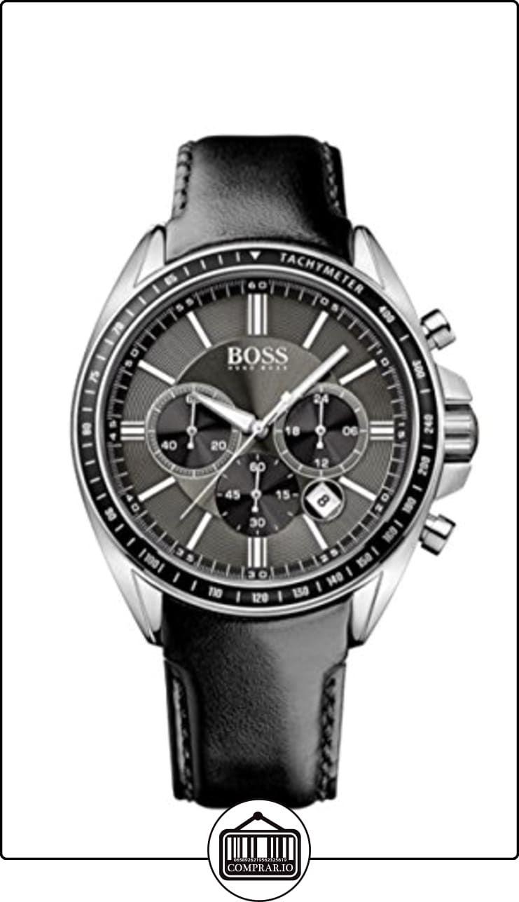 Hugo Boss Reloj de cuarzo Man Hb1513085 Gris Oscuro 45 mm ...